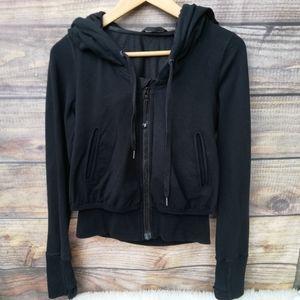 LULULEMON women's hoodie in black Size 4